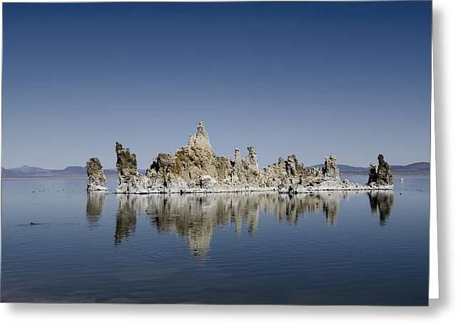Mono Lake  Greeting Card