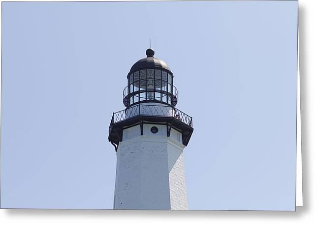 Montauk Lighthouse Long Island New York Greeting Card