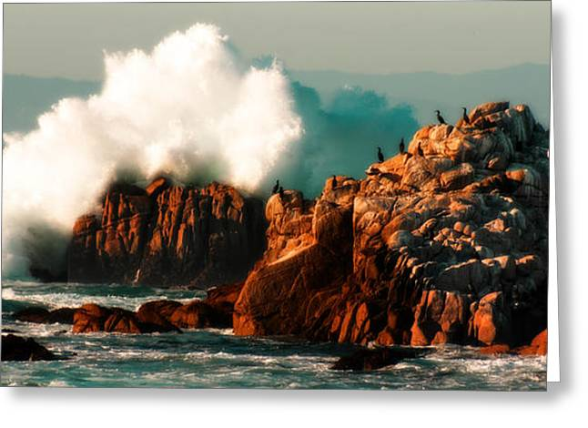 Monterey Landscapes Greeting Card