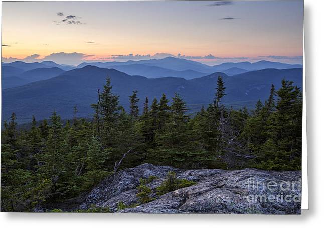 Mount Chocorua Scenic Area - Albany New Hampshire Usa Greeting Card
