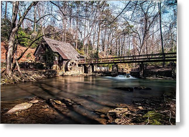 Mountain Brook Mill Greeting Card