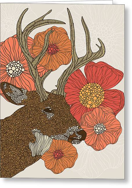 My Dear Deer Greeting Card