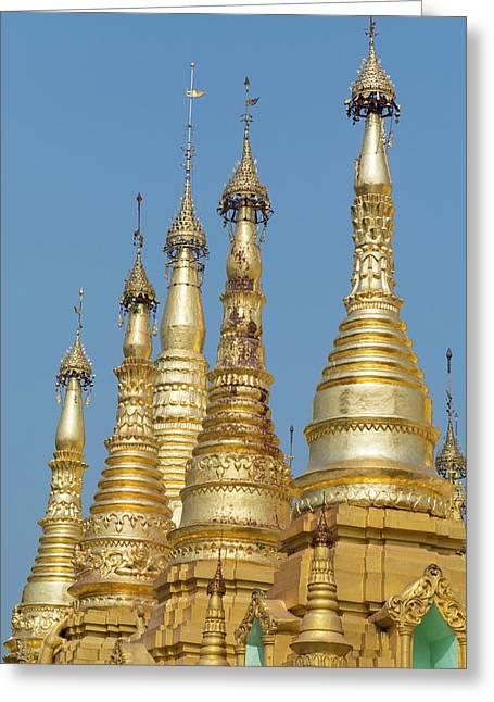 Myanmar (aka Burma Greeting Card
