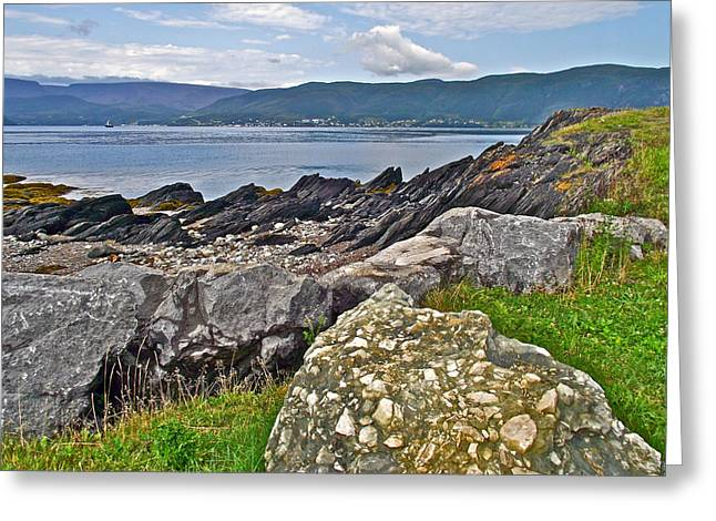 Norris Point In Gros Morne Np-nl Greeting Card