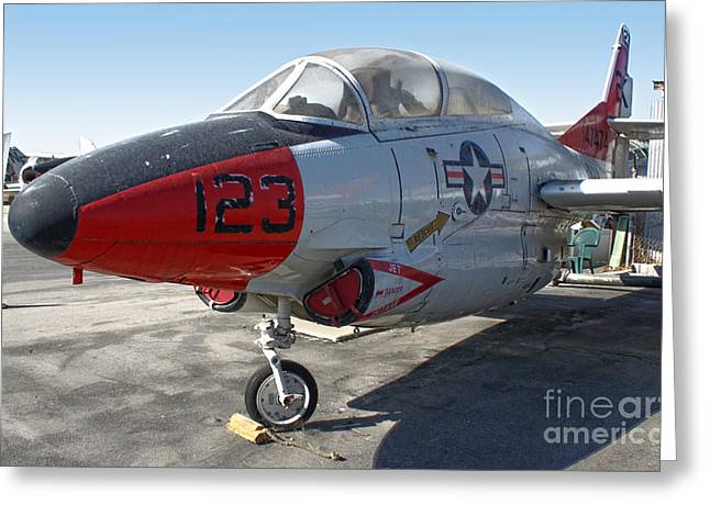 North American Buckeye T2-a Greeting Card by Gregory Dyer