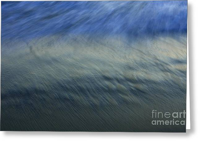 Ocean Impressions Greeting Card