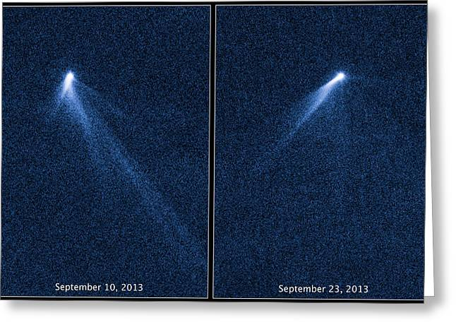 P2013 P5 Asteroid Belt, 2013 Greeting Card by Science Source