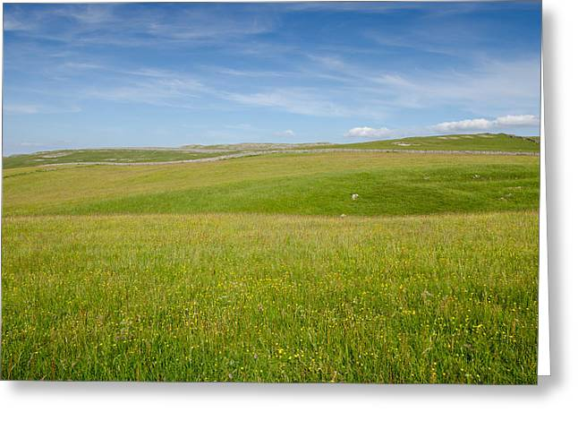 Peaceful Yorkshire Greeting Card