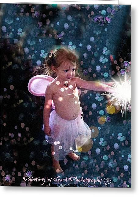 Fairy Magic Greeting Card