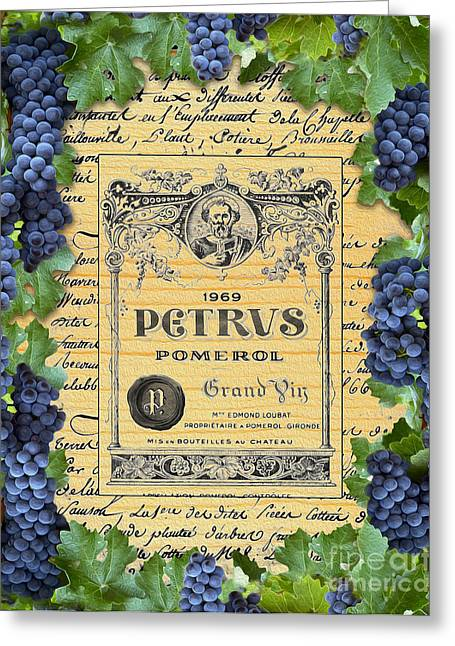 Petrus Greeting Card by Jon Neidert