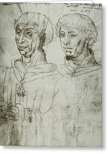 Philip The Good (1396-1467) Greeting Card by Granger