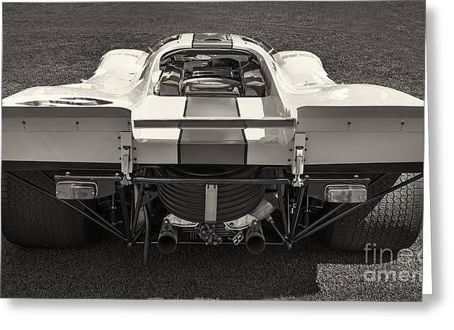 Porsche 917k Greeting Card
