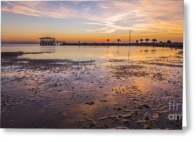 Port St Joe Florida Greeting Card by Twenty Two North Photography