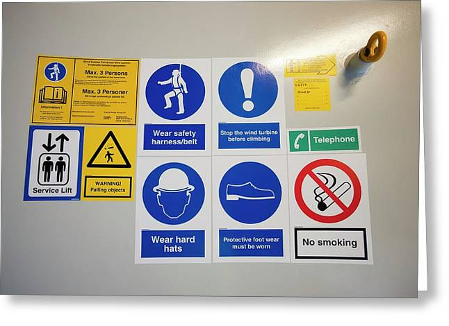 Ppe Instruction Greeting Card