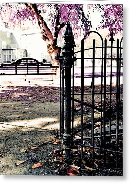 Presidential Mansion Greeting Card by JAMART Photography