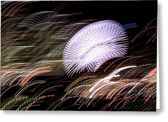 Greeting Card featuring the photograph Pretty Little Cosmo - 8 by Larry Knipfing