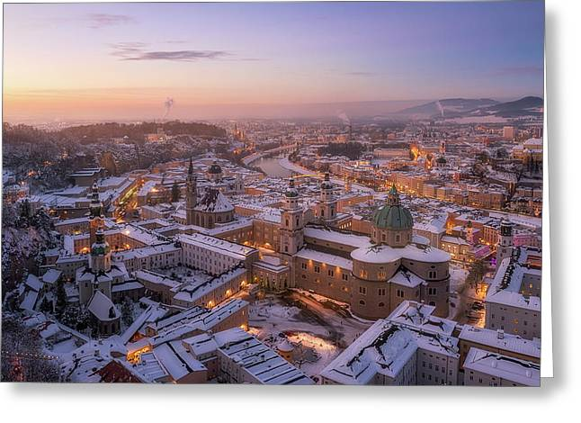 Salzburg Greeting Card
