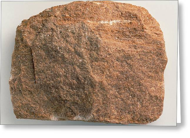 Sandstone Greeting Card