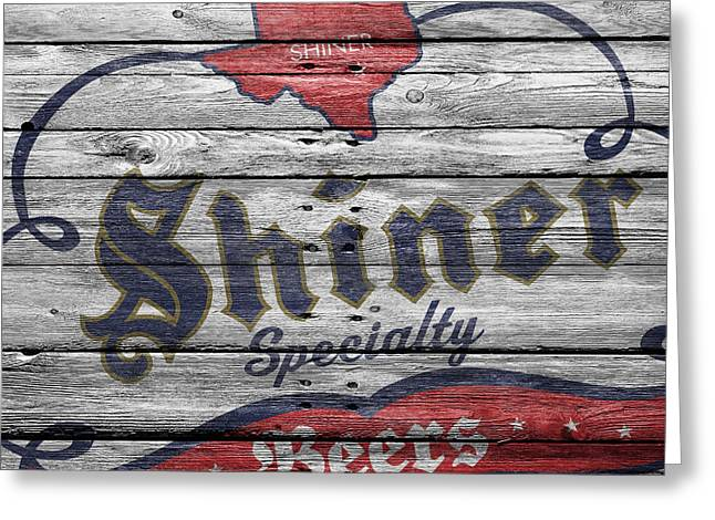 Shiner Specialty Greeting Card