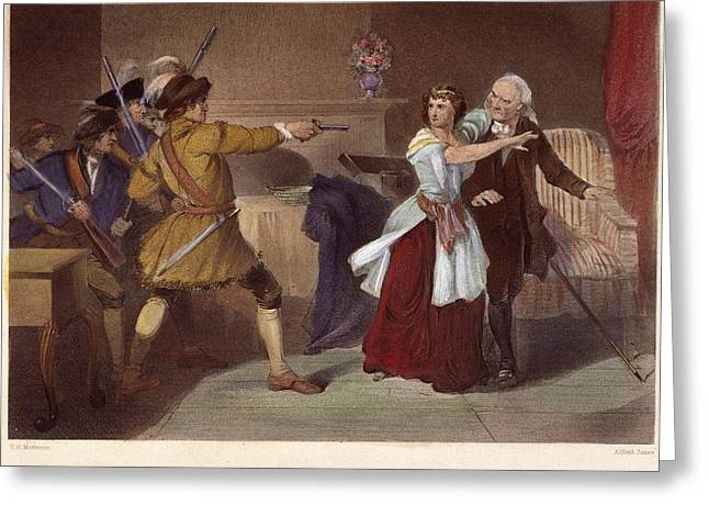 South Carolina: Loyalists Greeting Card by Granger