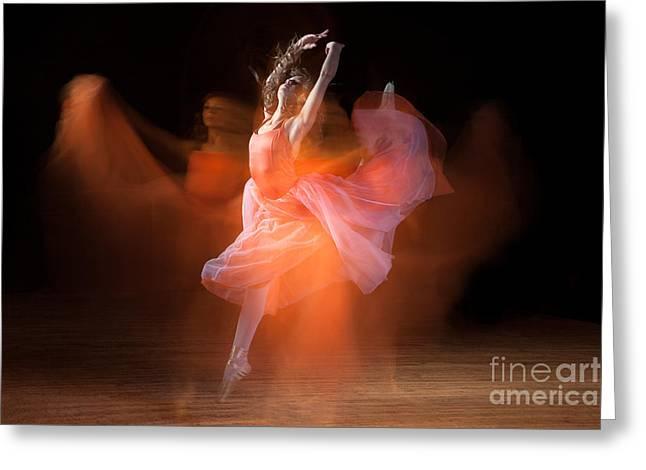 Spirit Dance Greeting Card