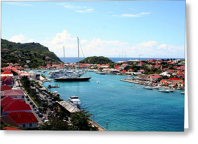 St. Barths Greeting Card