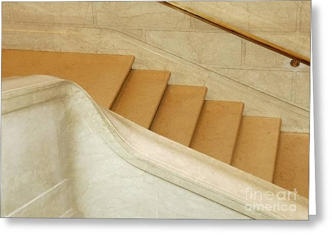 Stairs 5 Greeting Card