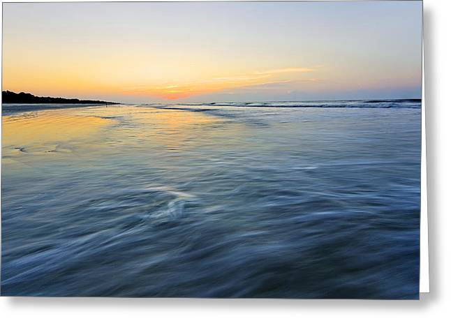 Sunrise On Hilton Head Island Greeting Card