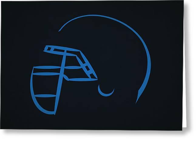 Tennessee Titans Helmet Greeting Card