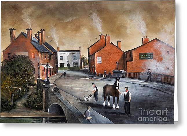 The Blackcountry Village Greeting Card