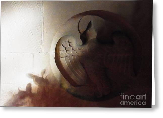 The Holy Spirit Greeting Card