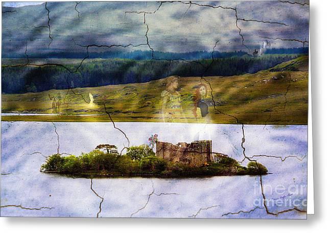 The Lost Kingdom Greeting Card