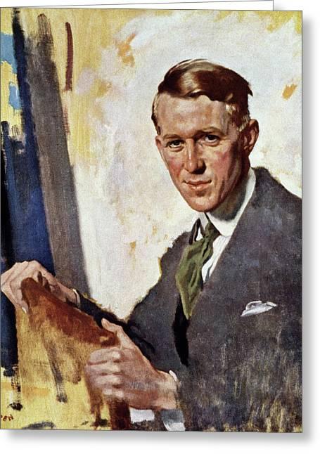 Thomas Edward Lawrence (1888-1935) Greeting Card