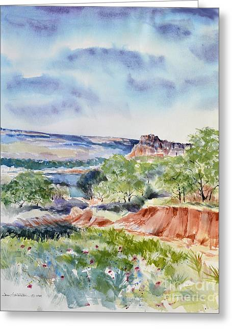 Timbercreek Canyon Greeting Card