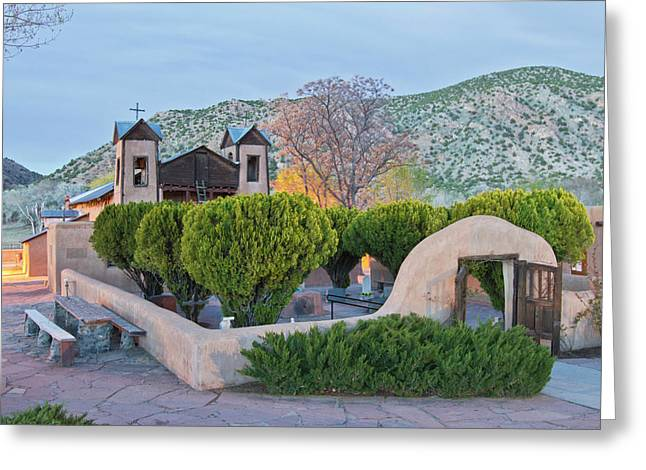 Usa, New Mexico, Chimayo, The Chimayo Greeting Card