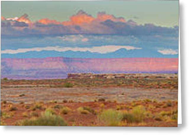 Usa, Utah, Moab, Canyonlands National Greeting Card by Jaynes Gallery