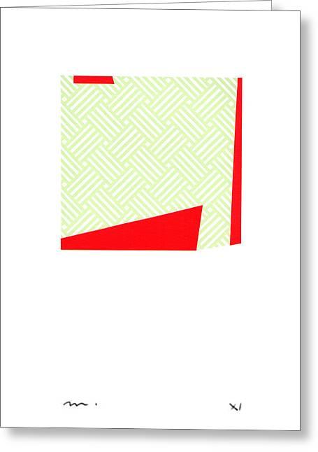 V-v-023 Greeting Card by Moran  de Musee