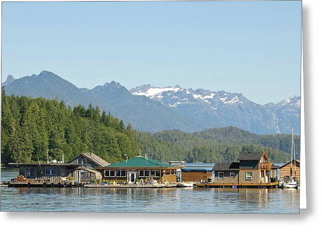 Vancouver Island, Tofino Greeting Card