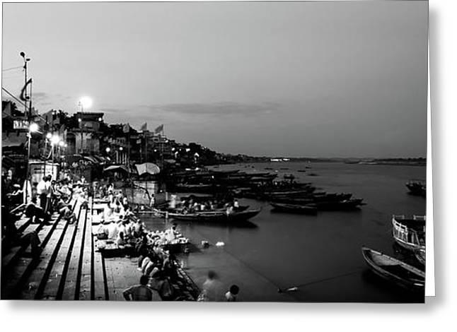 Varanasi, India Greeting Card