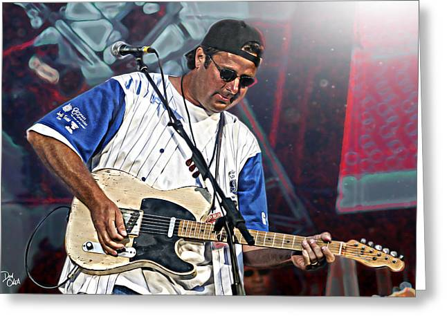 Vince Gill Greeting Card