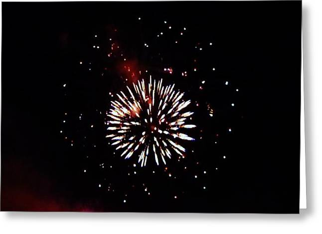 Greeting Card featuring the photograph White Dwarf by Amar Sheow