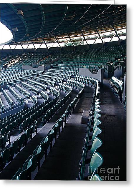Wimbledon Scenes Greeting Card