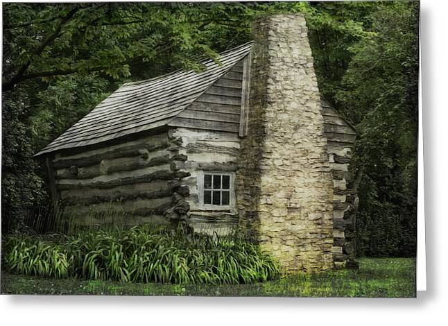 Wisconsin Homestead  Greeting Card