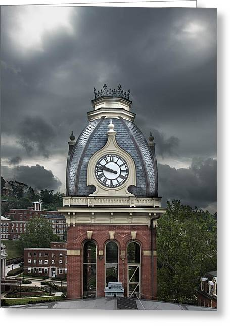 Woodburn Stands Alone Greeting Card