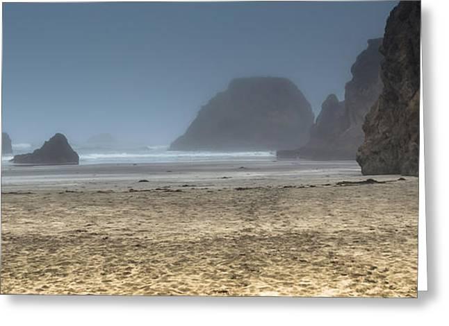 10 Mile Beach Greeting Card