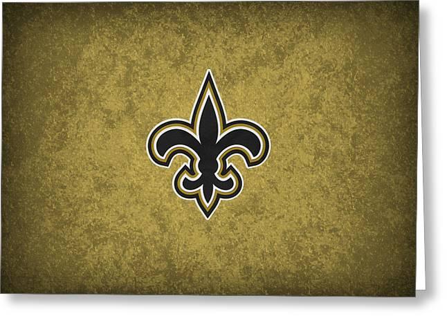 New Orleans Saints Greeting Cards | Fine Art America