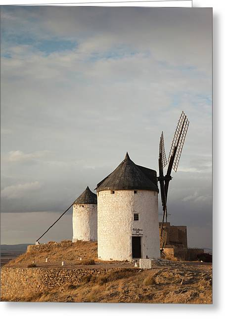 Spain, Castile-la Mancha Region, Toledo Greeting Card