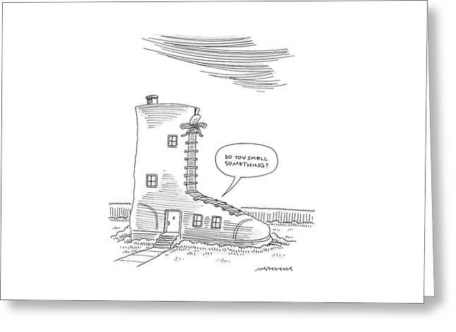 New Yorker May 30th, 2005 Greeting Card