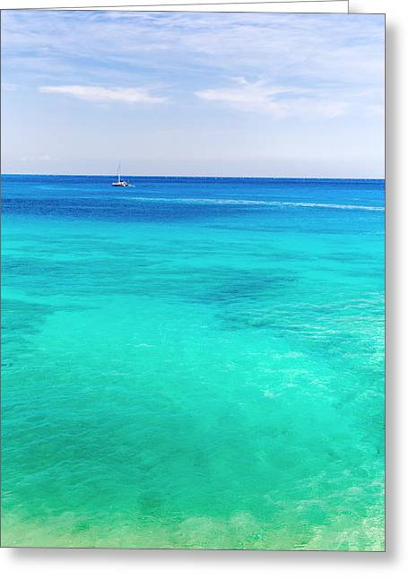 1000 Shades Of Blue Greeting Card by Pierre Leclerc Photography