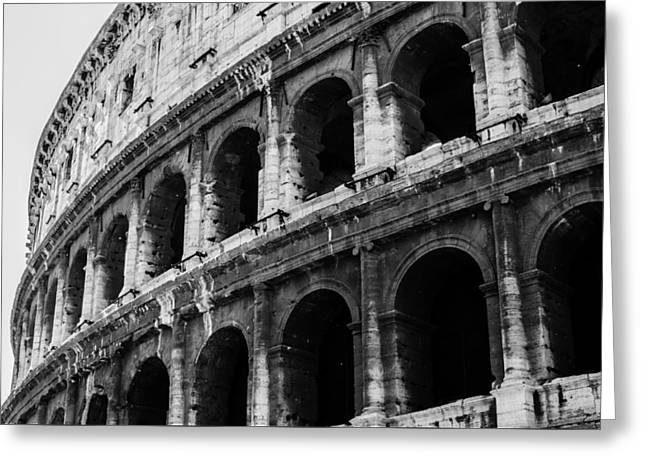 Colosseum  Greeting Card by Andrea Mazzocchetti
